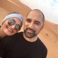 Zaynah User Profile