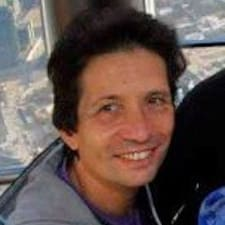 Enzo felhasználói profilja
