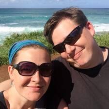 Profilo utente di Travis & Sarah