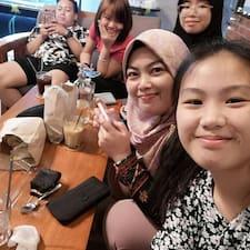 Nurul Izzah Dewi felhasználói profilja