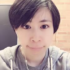 Xue felhasználói profilja