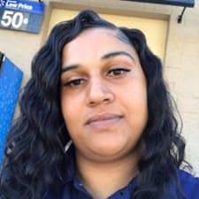 Aisha的用戶個人資料