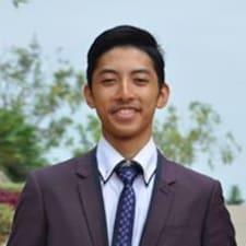 Alif Hafiz - Uživatelský profil