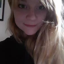 Freya felhasználói profilja