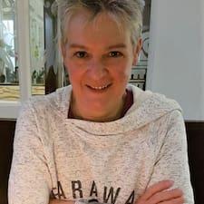 Användarprofil för Ulrike