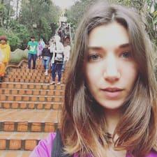 Selima User Profile