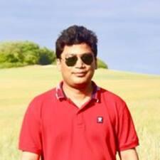 Användarprofil för Saiful