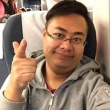 Jiaxin felhasználói profilja