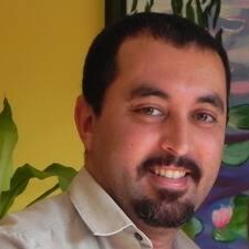 Mounsif felhasználói profilja