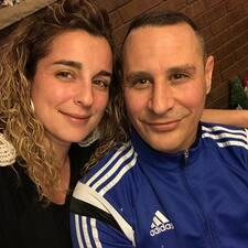 Profil utilisateur de Domenico . M And Marissa
