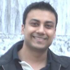 Vijay的用戶個人資料