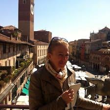 Cinzia - Uživatelský profil