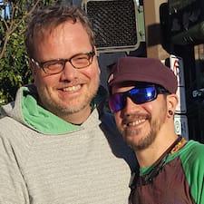 Jason & Doug Brukerprofil