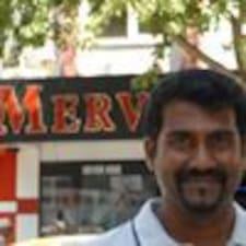Merv User Profile