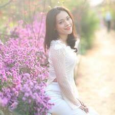 Huong felhasználói profilja
