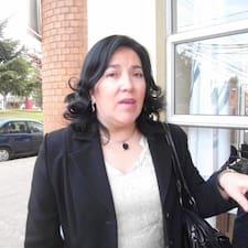 Alejandra Rosa felhasználói profilja