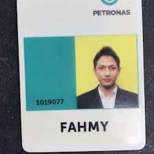 Профиль пользователя Fahmy