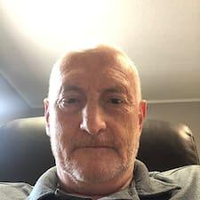Joe felhasználói profilja