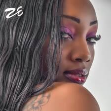Jasmine - Uživatelský profil