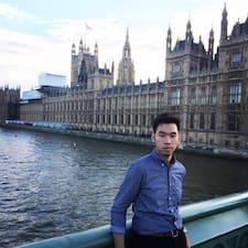 Yu Chun felhasználói profilja