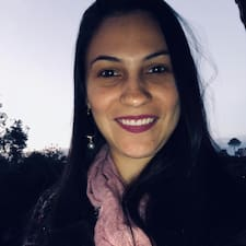 Patrícia User Profile