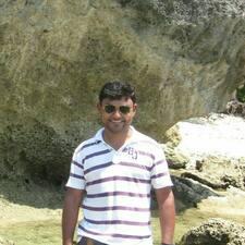 Henkilön Dheeraj Kumar käyttäjäprofiili