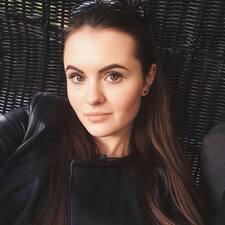 Evelina - Uživatelský profil
