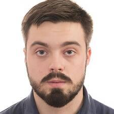 Profil Pengguna Mikaël