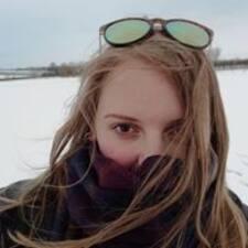 Profil utilisateur de Georgia