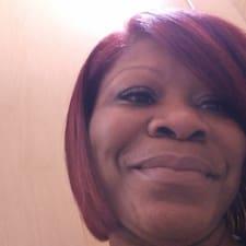 Selina felhasználói profilja