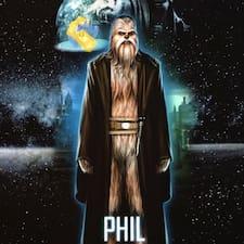 Notandalýsing Phil