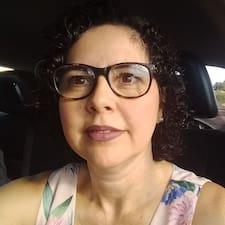 Henkilön Jussara Espindola Costa käyttäjäprofiili