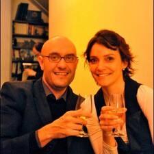 Perfil do utilizador de Pierre & Solenne