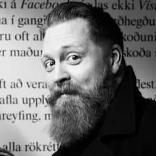 Profilo utente di Eðvarð