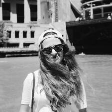 Marysa User Profile