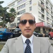 Perfil do usuário de Mostafa