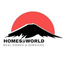 HOMES At World Brugerprofil