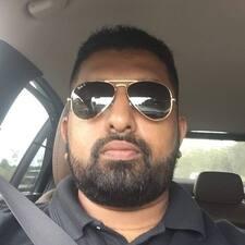 Profilo utente di Subash