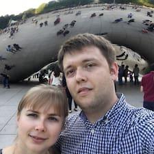 Oksana - Uživatelský profil