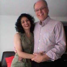 Steve And Luisa Fernanda的用戶個人資料