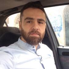 Hamza - Uživatelský profil