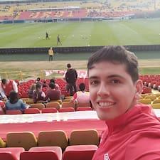 Profil utilisateur de Daniel Alejandro