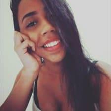 Profil Pengguna Bruna Alves