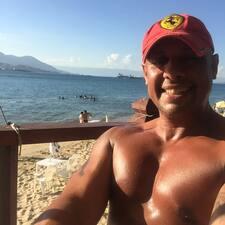 Carvalho felhasználói profilja