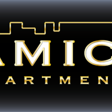 AMICI Apartments is the host.