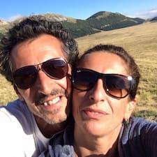 Profil utilisateur de Petra & Angelo