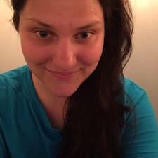 Gina felhasználói profilja