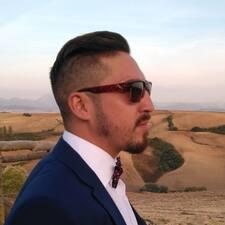 Profil utilisateur de Darío