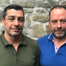 Serge & Stefan Brukerprofil