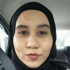 Profil utilisateur de Siti Mariam